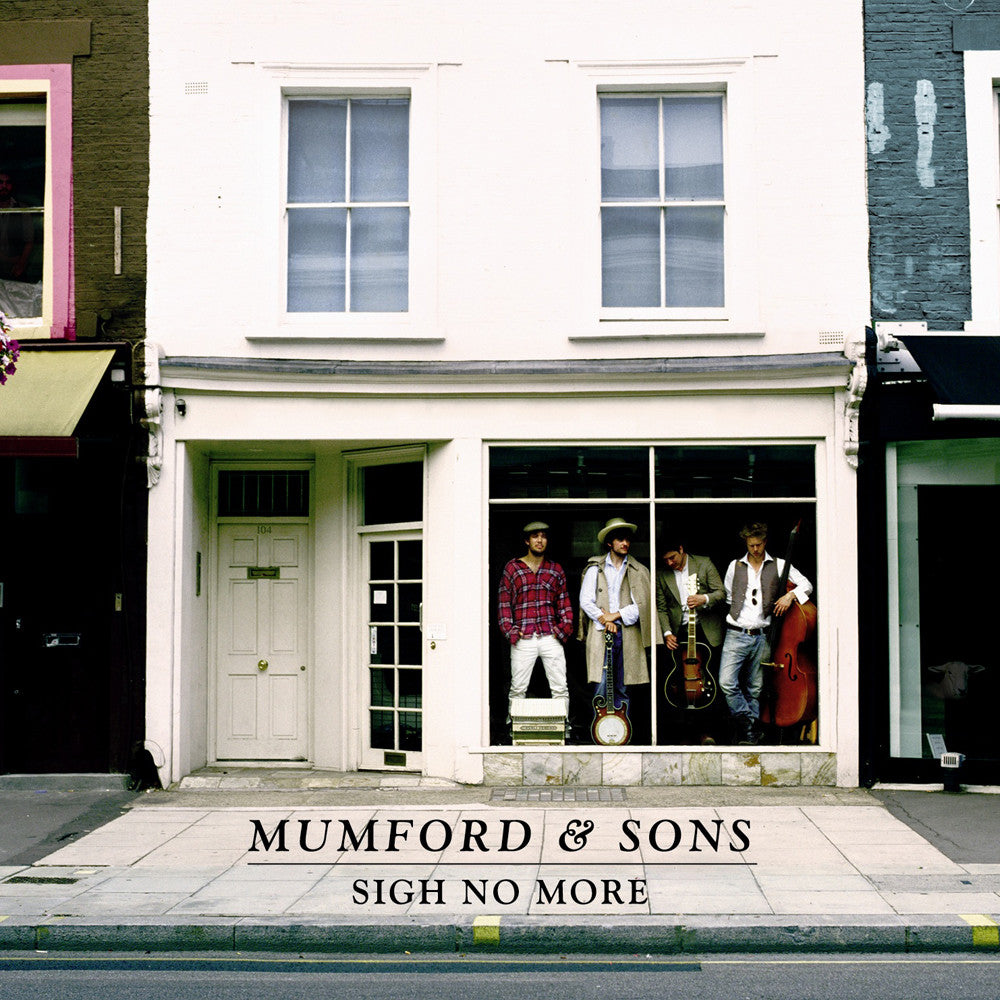 Mumford & Sons - Sigh No More LP