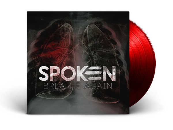 Spoken - Breathe Again LP