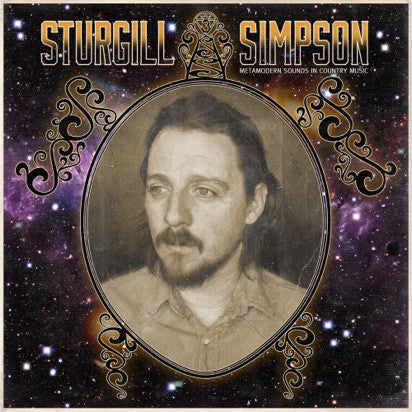 Sturgill Simpson - Metamodern Sounds (LP)