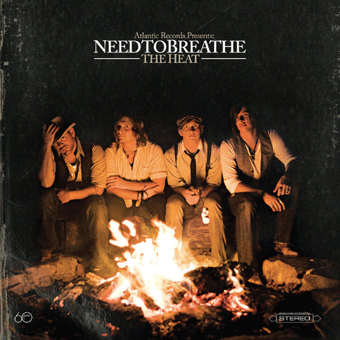 NEEDTOBREATHE - The Heat 2LP