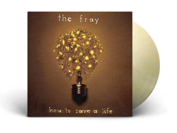 The Fray - How To Save A Life 2LP (Buttercream Vinyl)