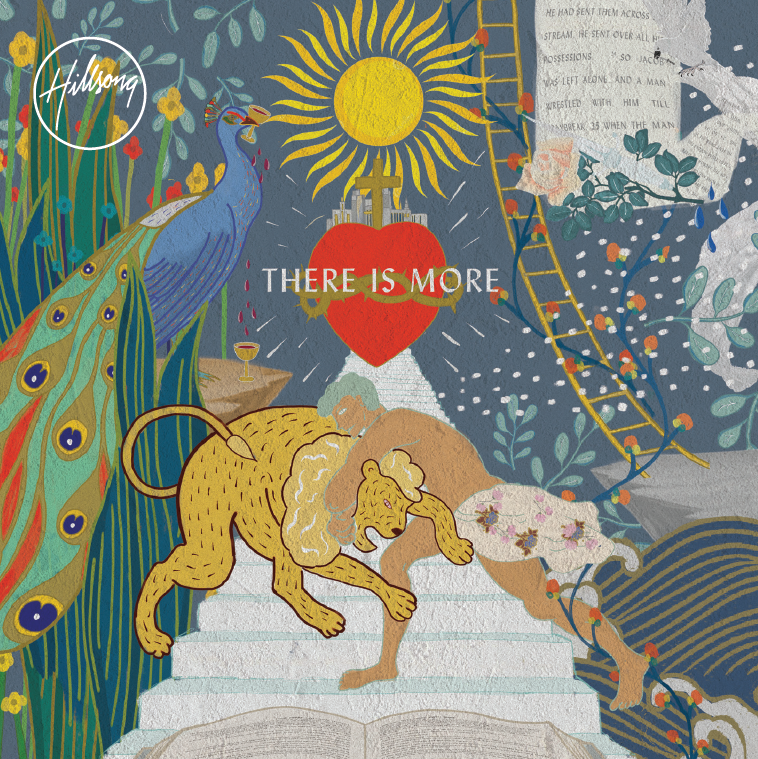 Hillsong - There Is More (Red & Yellow 2LP)