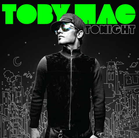 tobyMac - Tonight 2LP Deluxe Edition