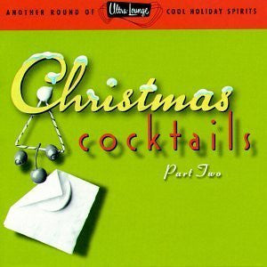 Various Artists - Christmas Cocktails Vol 2 2LP
