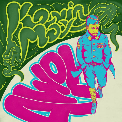 Kevin Max - AWOL LP(SMLXL Exclusive)