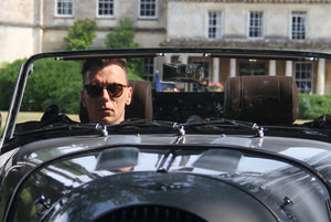 TRUEFITT & HILL'S STYLE AND MORGAN MOTOR'S CRAFTMANSHIP COMBINE IN LUXURY AND ELEGANCE