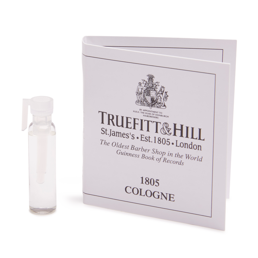 Creams, Balms and Colognes Sample Pack (New Pre-Shave Oil, Apsley Shaving Cream / Balm & Ultimate Balm) - Truefitt & Hill USA