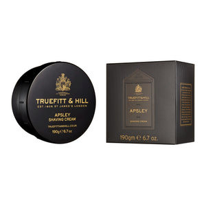Apsley Shaving Cream Bowl - Truefitt & Hill USA