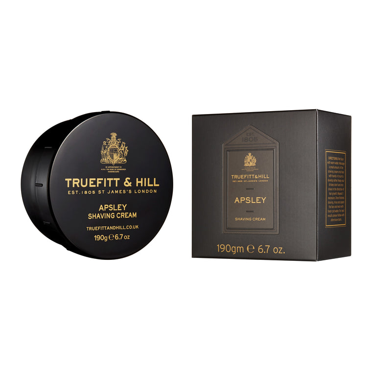 Apsley Shaving Cream - Truefitt & Hill US