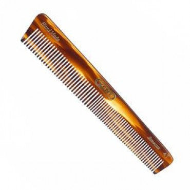 Kent Comb, General Grooming Comb, Coarse/Fine (150mm/5.9in / 4T) - Truefitt & Hill USA