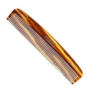 Kent Comb, Pocket Comb, Fine (136mm/5.4in / 7T) - Truefitt & Hill USA