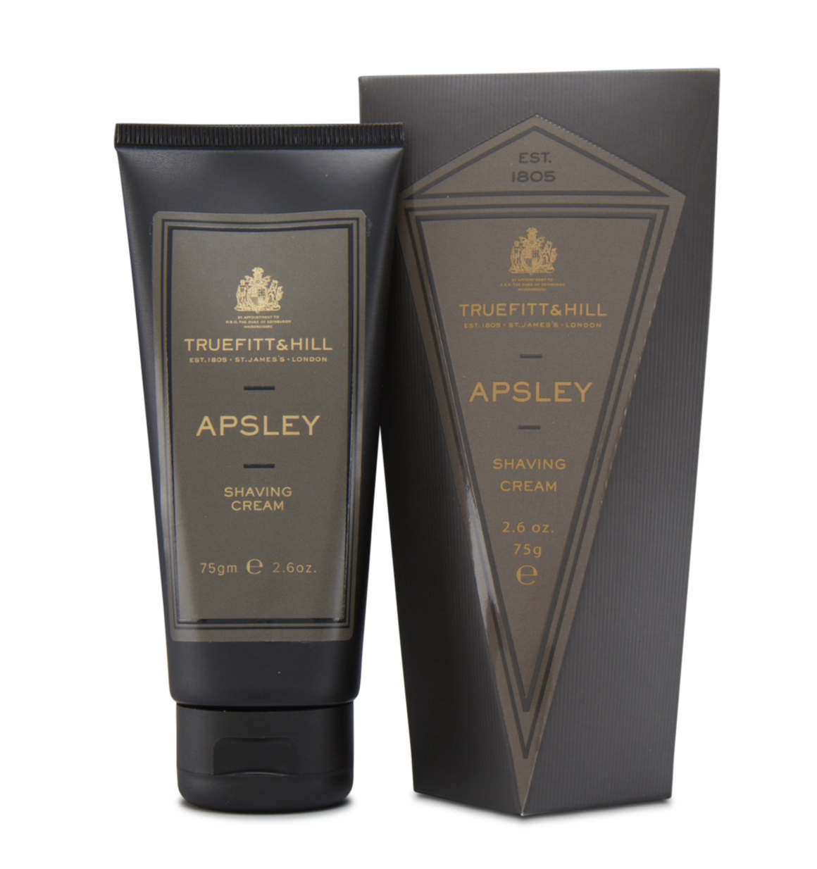 Apsley Shaving Cream Tube - Truefitt & Hill USA