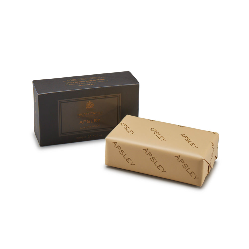 Apsley Bath Soap - Truefitt & Hill USA