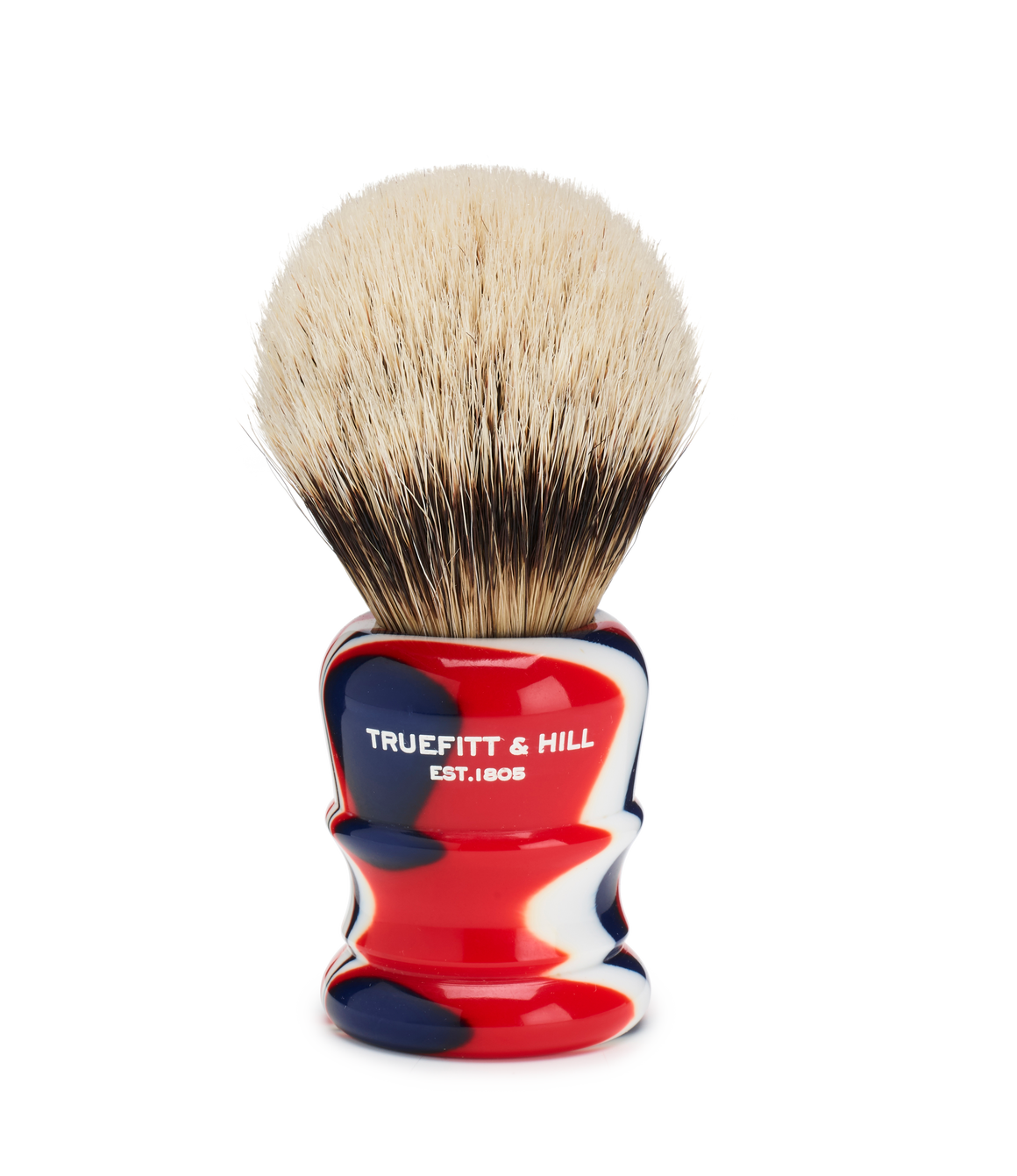 Wellington Silvertip Shaving Brush With Bulb Knot - Truefitt & Hill USA