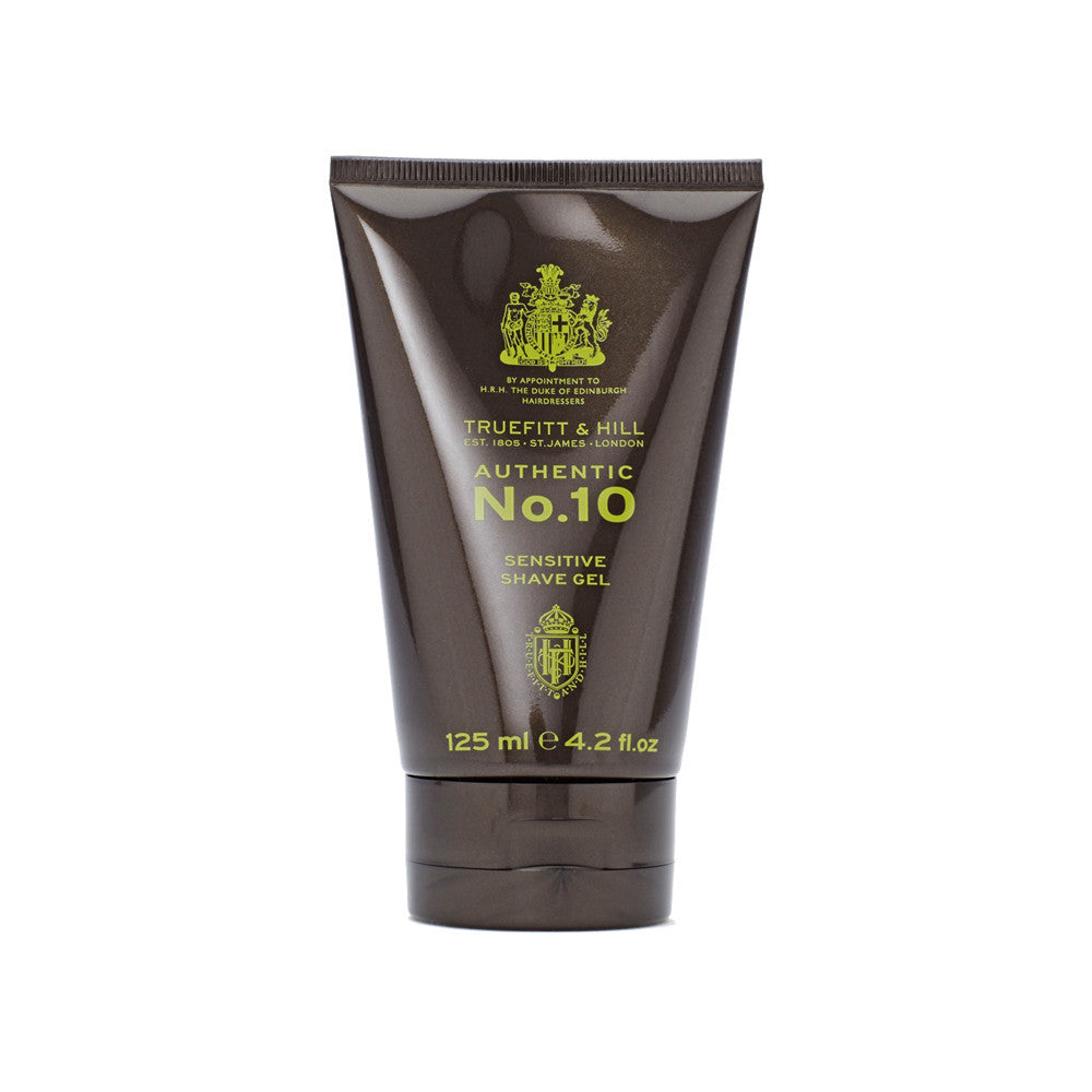 MTMenergy - No. 10 Sensitive Shave Gel
