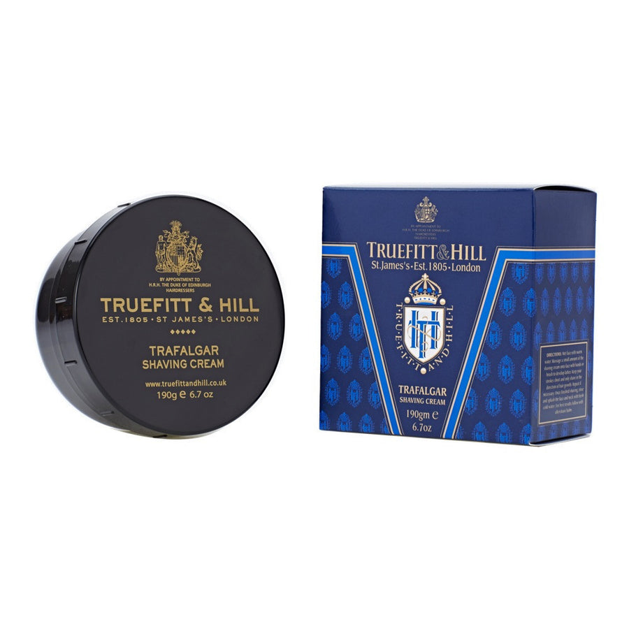 Trafalgar Shaving Cream Bowl - Truefitt & Hill USA