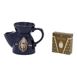 Navy Shaving Mug (with complimentary refill) - Truefitt & Hill USA