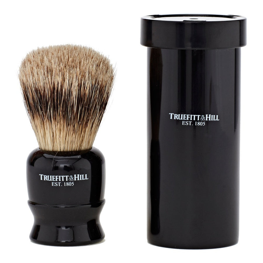 Tube Traveller Shaving Brush - Truefitt & Hill USA