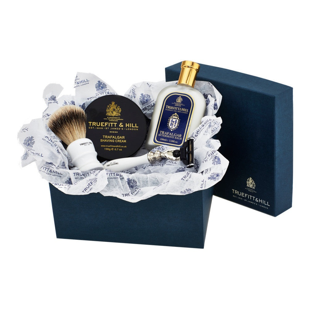 Luxury Edition Gift Set - Truefitt & Hill USA