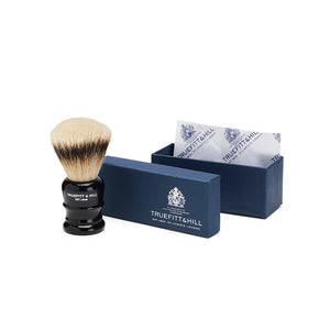 Wellington Silvertip Shaving Brush With Fan Knot