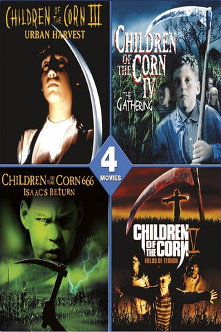 Children of the Corn 3-6 Collection (Vudu HDX) - Vudu Instawatch Redemption