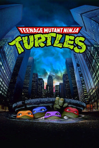 Teenage Mutant Ninja Turtles (1990) (UV HDX)