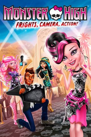 Monster High: Frights, Camera, Action! (iTunes HD)