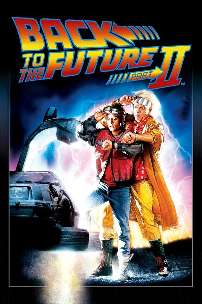 Back to the Future: Part II (Vudu HDX)