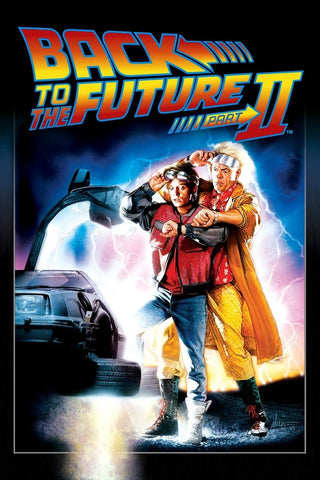 Back to the Future: Part II (UV HDX)