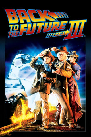 Back to the Future: Part III (UV HDX)