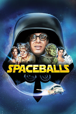 Spaceballs (UV HDX)