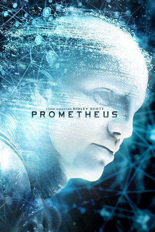 Prometheus (UV HDX or iTunes 4K)