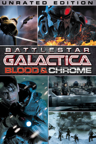 Battlestar Galactica: Blood & Chrome (Unrated) (iTunes HD)