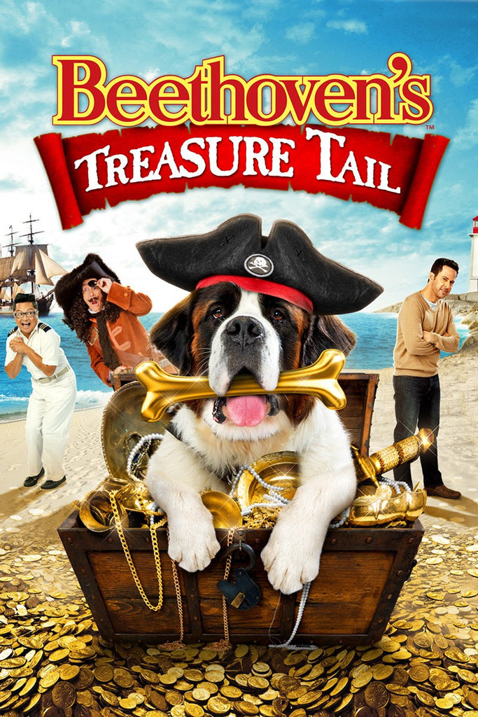 Beethoven's Treasure Tail (iTunes HD)
