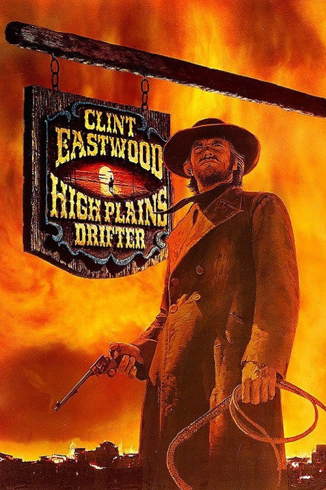 High Plains Drifter (iTunes HD)