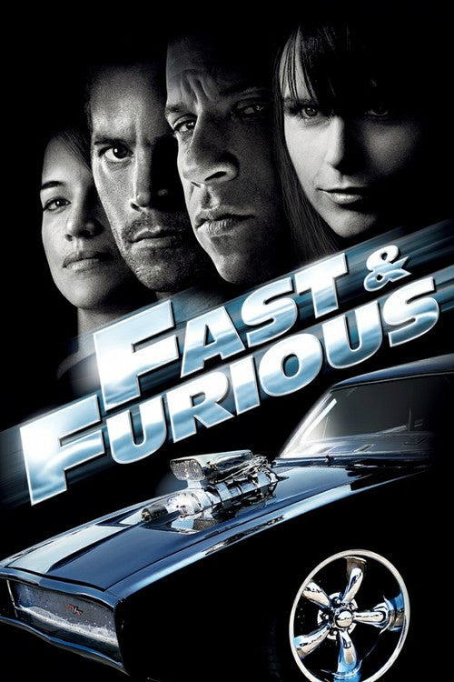 Fast & Furious (Fast 4) (iTunes HD)