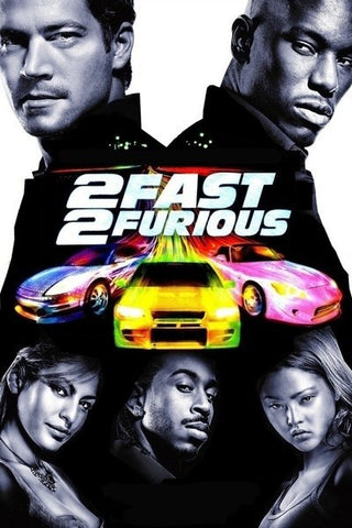 2 Fast 2 Furious (Fast 2) (iTunes HD)