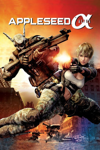 Appleseed Alpha (UV HDX)