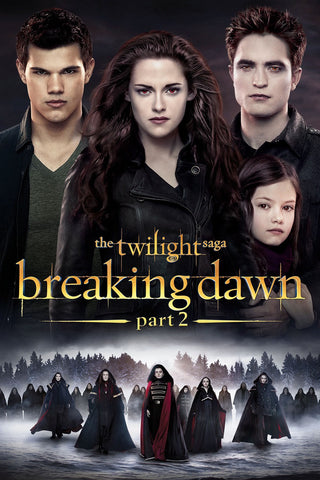 The Twilight Saga: Breaking Dawn Part 2 (UV HDX)
