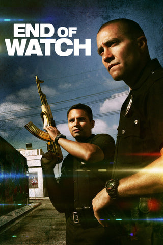 End of Watch (UV HDX)
