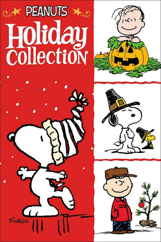 Peanuts Holiday Collection (Vudu HDX) - Multiple Options Available