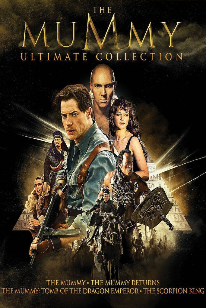 The Mummy Ultimate Collection (Vudu HDX) - Multiple Options Available