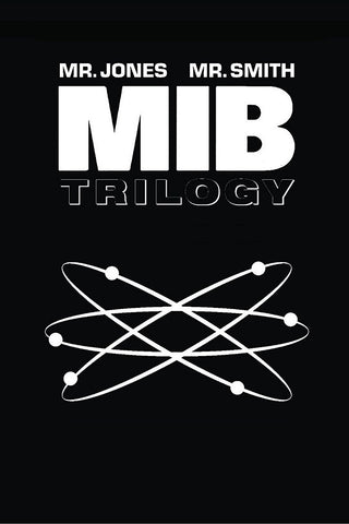 Men in Black Trilogy (Vudu HDX) - Multiple Options Available
