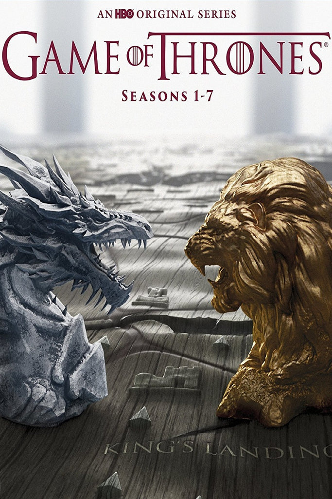 Game of Thrones: Seasons 1-7 (Bundle) (UV HDX) - Multiple Options Available