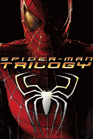 Spider-Man Trilogy (UV HDX) - Vudu Instawatch Redemption