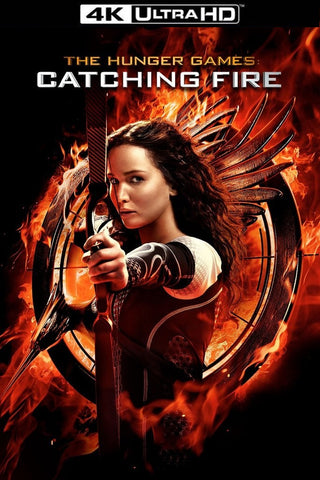 The Hunger Games: Catching Fire (UV 4K UHD)