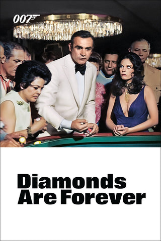 Diamonds are Forever (UV HDX)