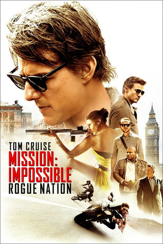 Mission: Impossible - Rogue Nation (iTunes HD)