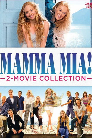 Mamma Mia! 2-Movie Collection (Vudu HDX) - Pre-Release: Multiple Options Available