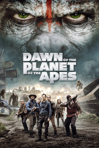 Dawn of the Planet of the Apes (UV HDX or iTunes 4K)